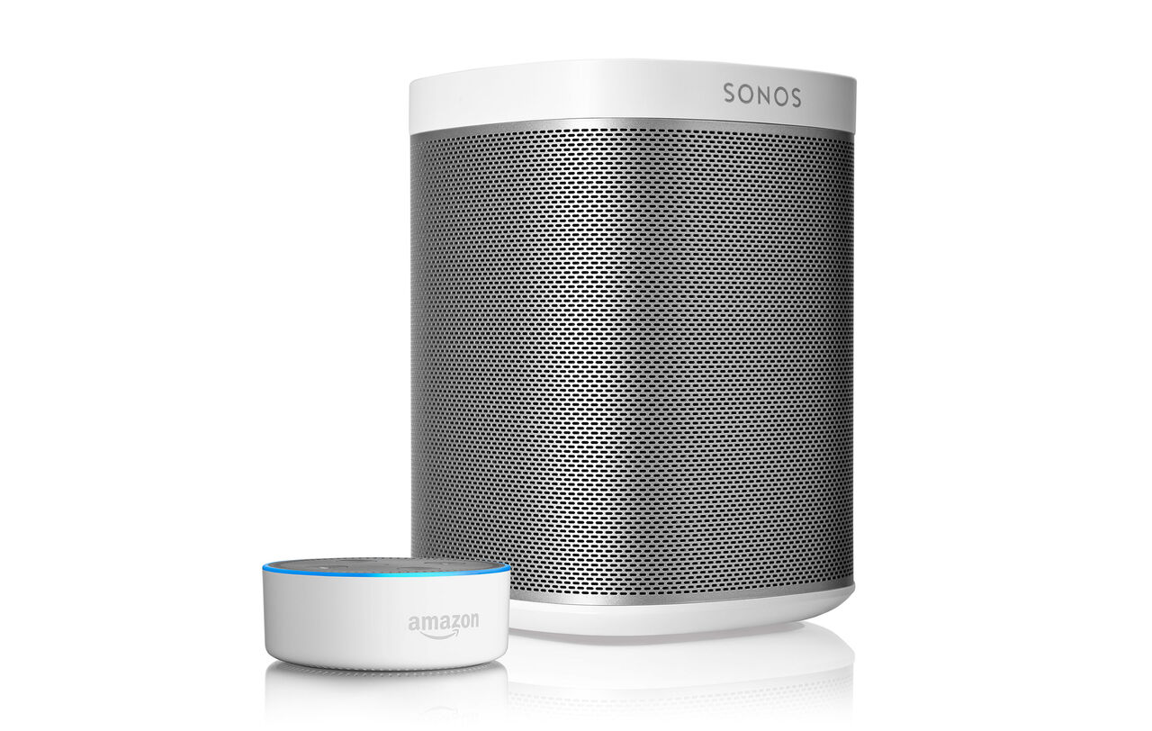 786701753d Connect your Sonos to any Amazon Echo device.