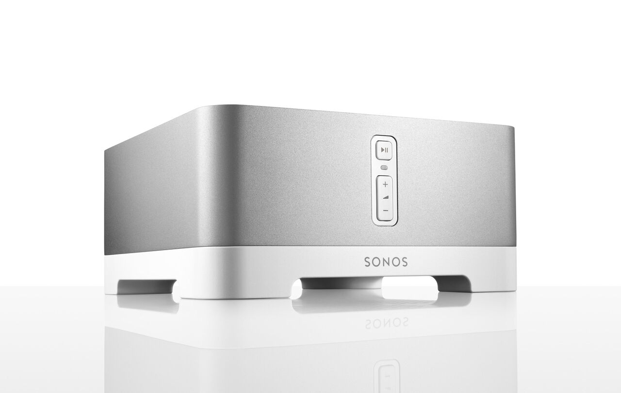 Connectamp Wireless Stereo Amplifier Sonos At Amp T Home Phone Network Diagram Amplify Your Speakers