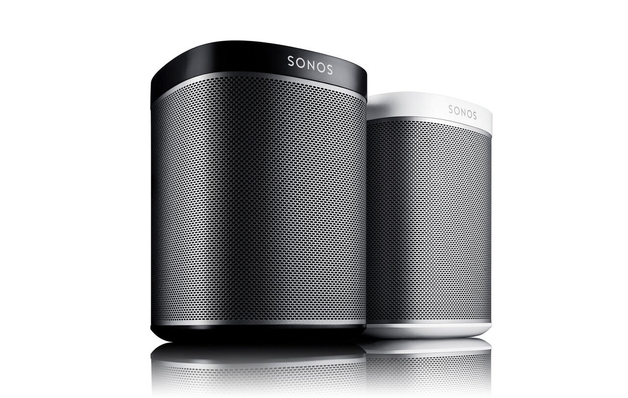 Badkamer Speaker Bluetooth : Play:1: the mini but mighty home speaker sonos