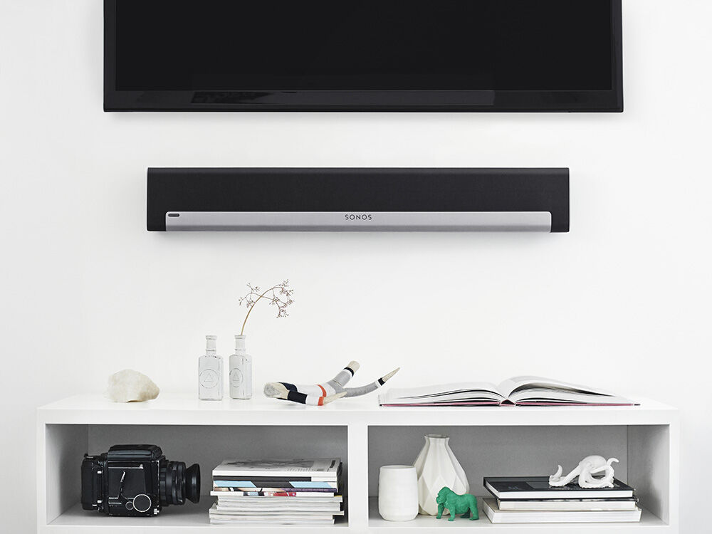 Playbar The Ultimate Wireless Soundbar Sonos