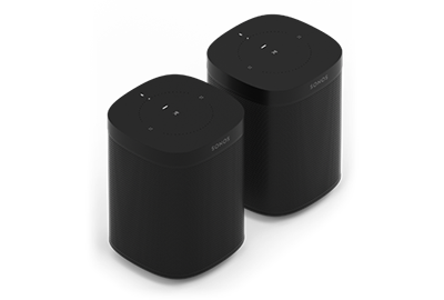 Sonos One-pakke for to rom