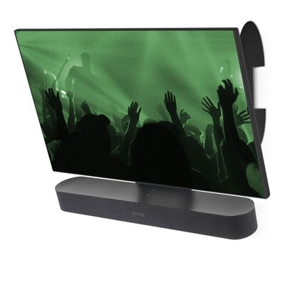 Flexson Cantilever Mount For Beam And Tv Sonos