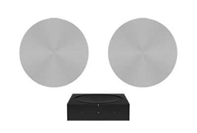Set Sonos Amp et In-Ceiling