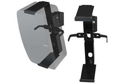 Dos soportes de pared Flexson para Play:5 (vertical)