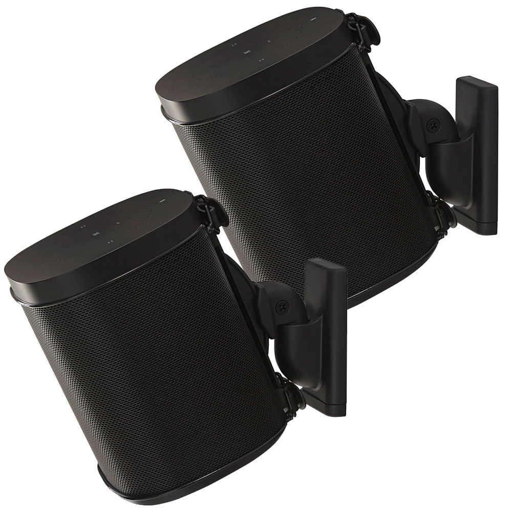 Sanus_Wall_Mount_Pair__Black