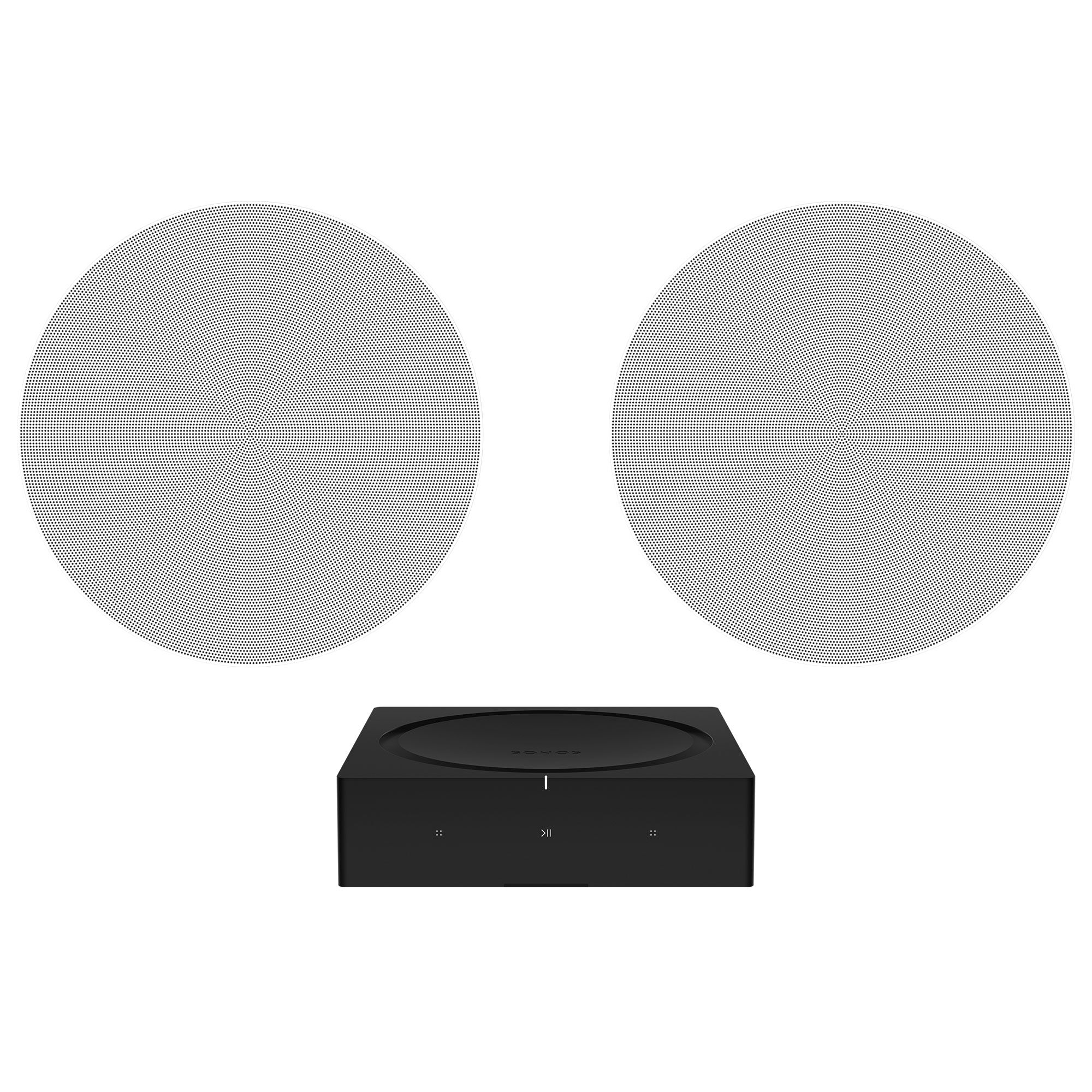 InCeiling_Speakers_&_Amp_Set__Architectural_Speakers__Customizable_Grilles__Sonos