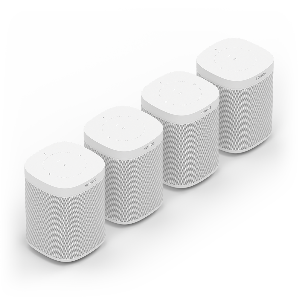 Sonos_One_Smart_Speakers_Gen_2__Set_of_4__Wireless_Speaker__Alexa_Voice_Control_&_Airplay_Compatible__Humidity_Resistant__White__Sonos