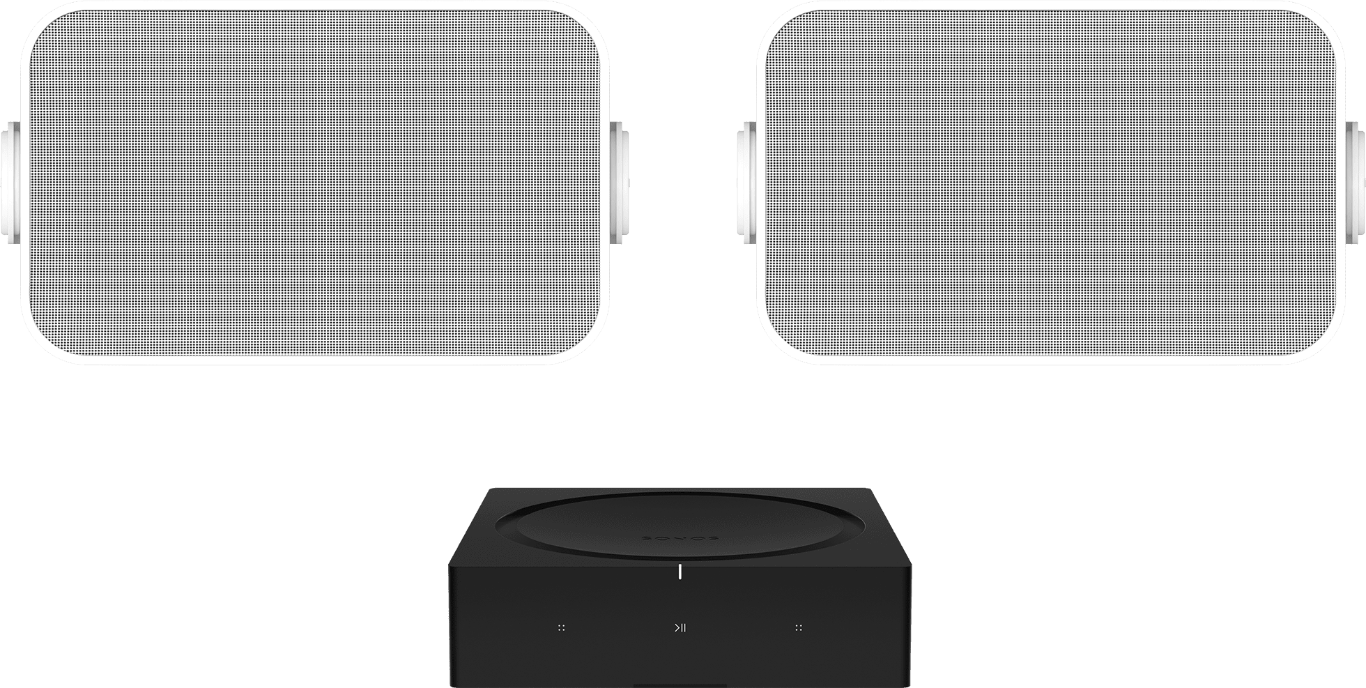 Sonos Amp and Outdoor Set - Multi Color