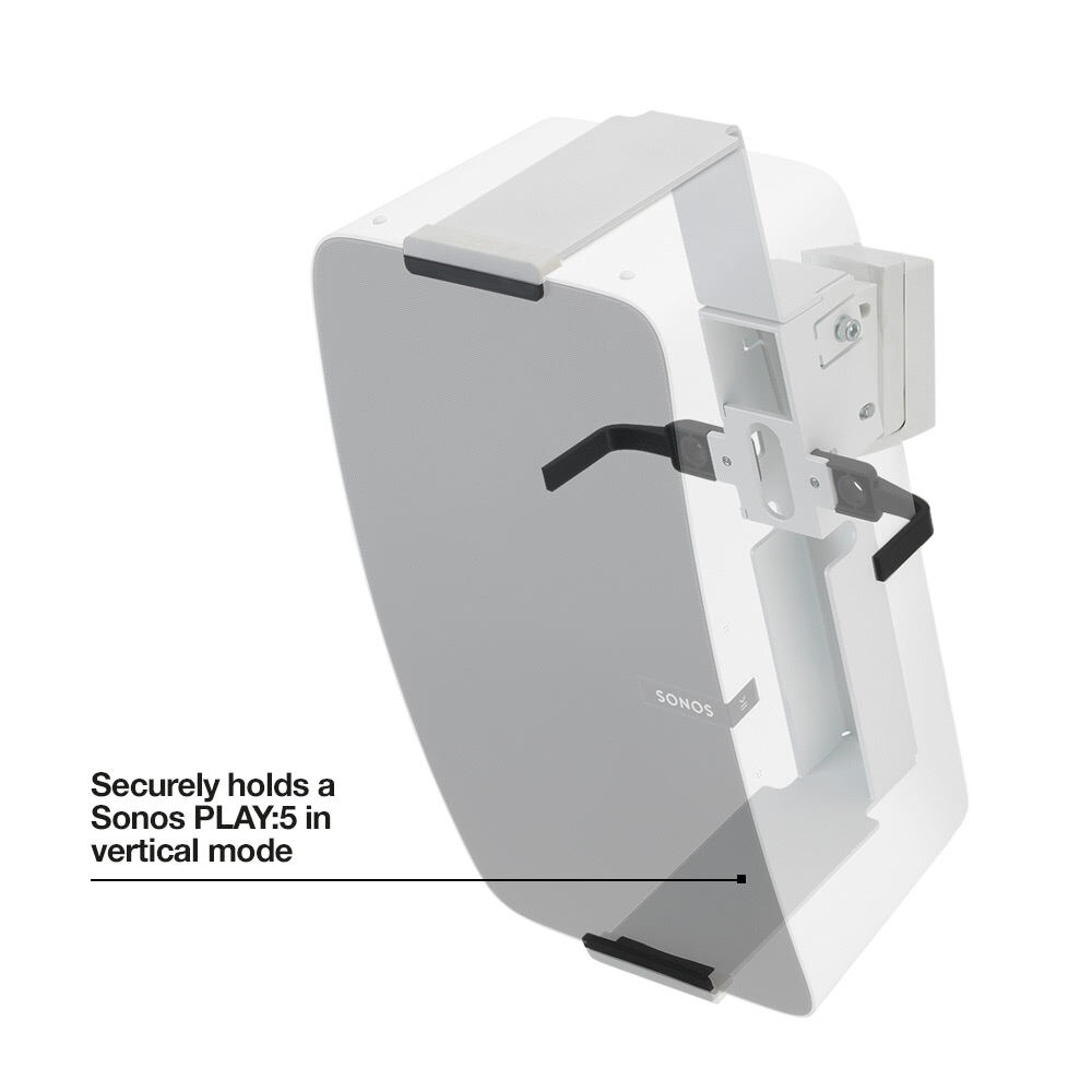 Flexson Vertical Wall Mount For Play 5 Sonos