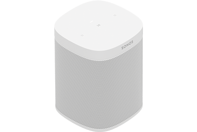 Sonos One SL Wireless Compact Speaker - WiFi Enabled - AirPlay 2 Compatible - Humidity Resistant - When You Don\t Need Voice Control - White