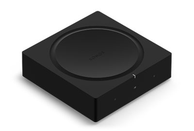 Sonos Amp - Hi-Fi Wireless Amplifier - 125 Watts Per Channel - AirPlay Compatible - Black - AMPG1US1BLK