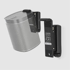 Pair of Flexson Wall Mounts for Play:1