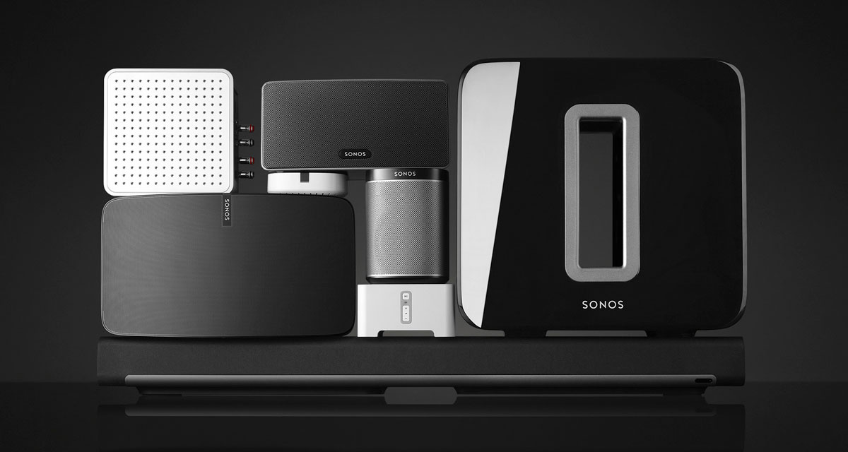 Shop All Products Sonos